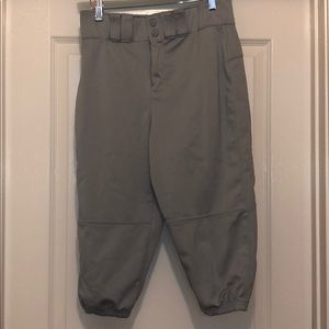 Men's Under Armour baseball pants/knickers